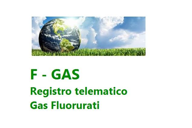 gas fluorurati